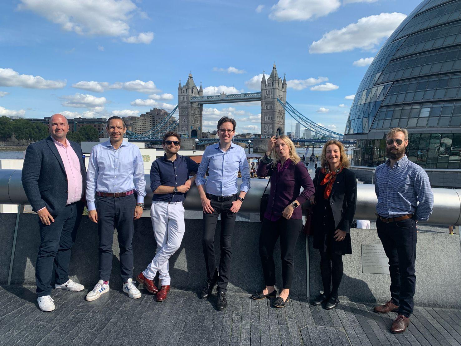 TRA Winners London